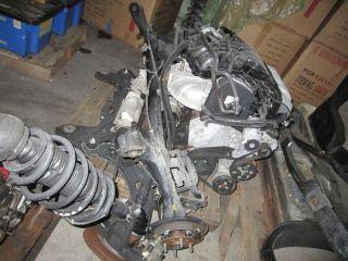 2003 Volkswagen Engine Transmission Front Axle