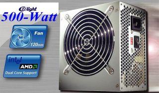 Genuine Enlight 500W Power Supply for Dell XPS 400 410 420 430, Studio