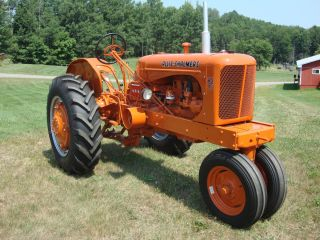 Allis Chalmers WD 45 1956 A Beautiful Tractor in My Collection