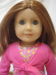 American Girl Pleasant Company Emily Doll w/ Clothing Clothes