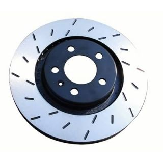 EBC Brake Rotors Sport Slotted Iron Black Zinc Front Buick Chevy GMC