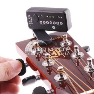 Clip on Digital LED Automatic Electronic Guitar Tuner