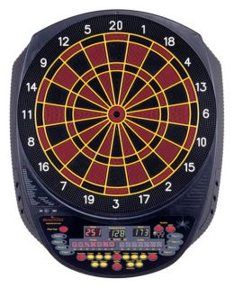 Electronic Dart Boards Arachnid Inter Active 6000 with Heckler