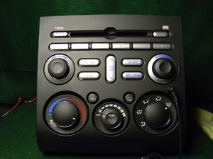 Mitsubishi galant Eclipse  CD Radio iPod SAT Aux 8701A045