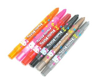 Hello kitty Mini 12 Colored Pencils Set, Kids art drawing supplies