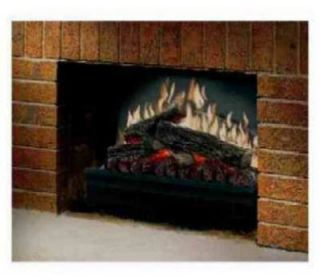 DFI2309 Dimplex 23 inch Electric Fireplace Insert 781052038677