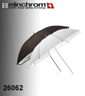 Elinchrom El 26062 Two Piece Umbrella Set Translucent Silver 83cm 33