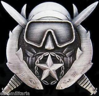 Delta Special Forces Master Combat Operations Diver Badge Medal