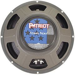 Eminence Patriot Texas Heat 12 Guitar Speaker 8 Ohm