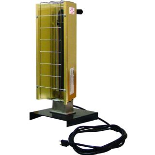 TPI FHK 212 1CA Portable Electric Infrared Heater with 15 ft. Cord and