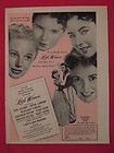 1949 Little Women Movie with Elizabeth Taylor & Peter Lawford Original