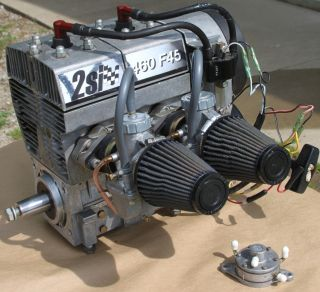 Cuyuna 2SI Ultralight Aircraft Engine