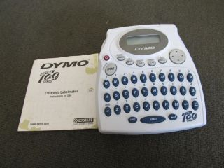Dymo QX50 Letra Electronic Labelmaker QX 50 Label Maker