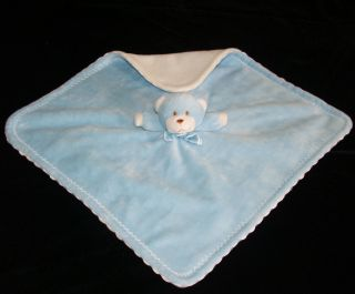 Especially for Baby Blue Bear Security Blanket Lovey