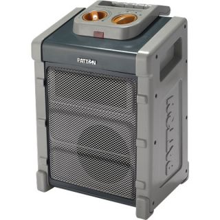 Jarden Home Environment Patton Personal Electric Utility Space Heater
