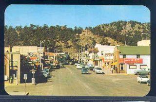 Co Eses Park Colorado Elkhorn Avenue 50s Cars Dexer Press No 80901