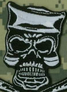 KILLER ELITE GHOST RECON SPECIAL OPERATIONS SSI PATCH Sailor Skull