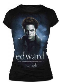 Twilight Edward Cullen Smokey Face T Shirt s M L XL