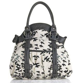 bird print canvas handbag note customer pick rating 33 $ 14 68 s h