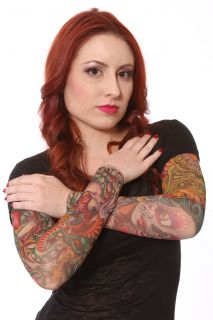 Wild Rose Black Tattoo Sleeve Shirt Sunflower Tattoo Sleeves