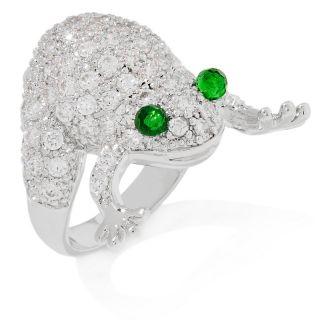 Justine Simmons Jewelry Justine Simmons Jewelry Pavé Frog Ring