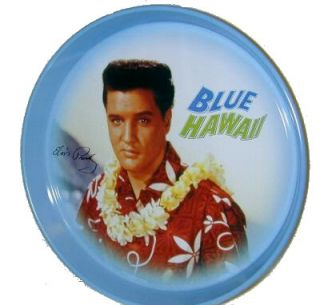 New Elvis Presley Blue Hawaii Serving Tray