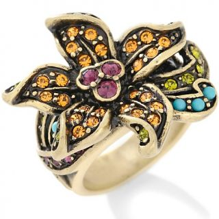 141 768 heidi daus perennial favorite flower ring note customer pick