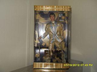 Elvis presley barbie doll Collectors edition 2001 NRFB Perfect