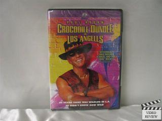 Crocodile Dundee in Los Angeles DVD 2001 Sensorma 097363393245