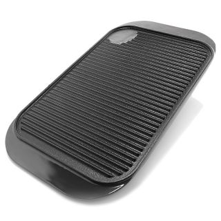cast iron reversible grill griddle rating 1 $ 49 95 s h $ 8 46 color