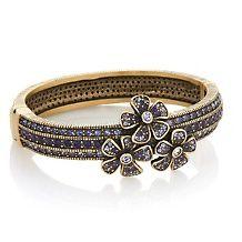 drop earrings $ 99 95 heidi daus polished posey flower ring $ 59 95