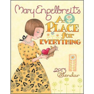 Mary Engelbreit 2013 Softcover Engagement Calendar