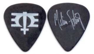 MELISSA ETHERIDGE Black Signature guitar pick
