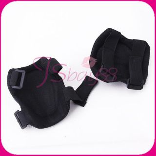 Kid Cycling Protector Skating Gear Knee Elbow Wrist Pad