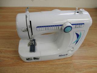 Shark Euro Pro x Model 412N Sewing Machine 5210s