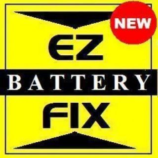Golf Cart Battery Fix Repair Renew 6V 8V 12V Batteries