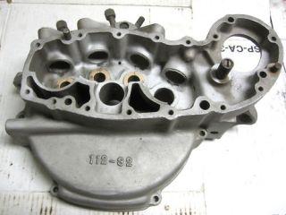 OEM 32 RL Engine Cases Good Numbers Flathead Harley 45 Knucklehead UL
