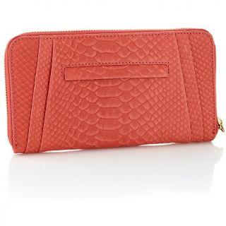 Elliott Lucca Cordoba Large Leather Zipper Wallet