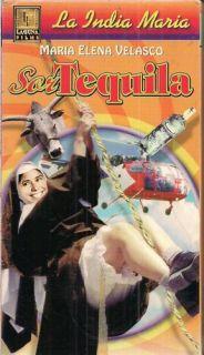 Sor Tequila VHS Maria Elena Velasco La India Maria