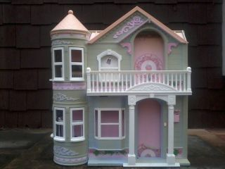 Barbie Victorian Dream House with Elevator Fixer Upper