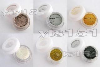 6Color Eye Shadow Powder Pigment Mineral Eyeshadow Y112
