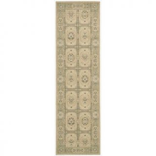 111 3442 nourison nourison persian empire area rug 2 3 w x 8 l rating