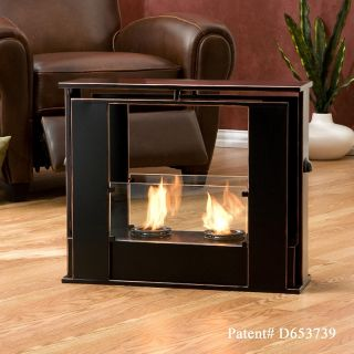 109 5901 portable indoor outdoor gel fuel fireplace rating 2 $ 159 95