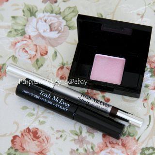 Eye Makeup Set High Volume Mascara Intense Gel Eye Liner Eye Shadow