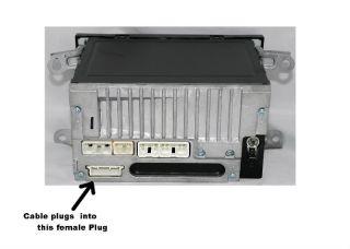 Scion Pioneer Radio Apple iPod Interface Cable SC12235