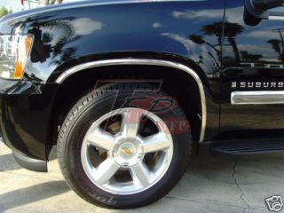 2007 2008 Cadillac Escalade Ext Fender Trim Moulding