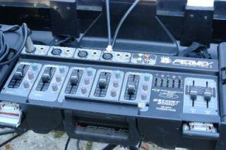 Peavey Escort 2000 Portable 150W PA Amplifier Speaker System