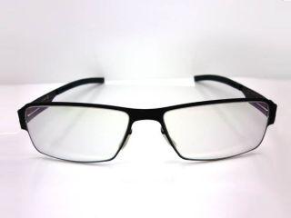 berlin eyeglasses M1139 yevgeny g metallic prescription black eye wear