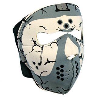 Motorcycle Biker Skiers Neoprene Face Mask Jason Hockey Mask