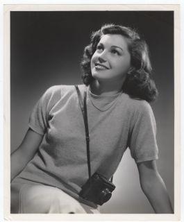 Esther Williams 1942 Vintage Hollywood Glamour Portrait Film Debut